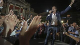 Династията Мицотакис си върна Атина