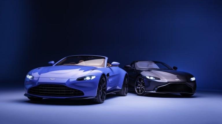 Mercedes купува до 20% от Aston Martin