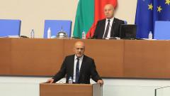 Томислав Дончев настоя да скъсаме с икономиката на ишлемето