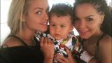 Първи снимки на сина на Яна и Петко