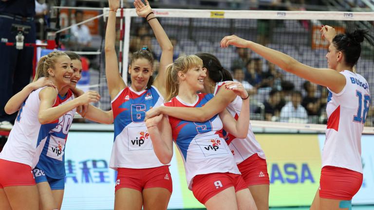 Вицешампионът от Рио де Жанейро 2016, Сърбия спечели група I1