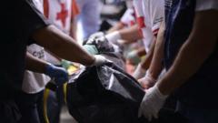 Жертвите на свлачището в Гватемала вече са над 130