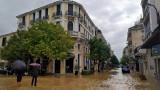 Двама загинали от урагана Янос в Гърция