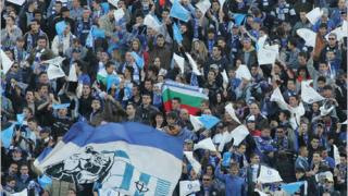 """Барселона спира """"сините"""" фенове"""