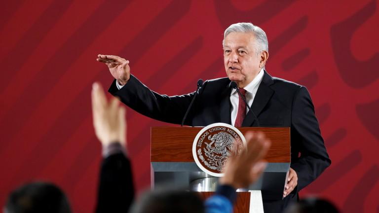 Мексико предупреди американския президент Доналд Тръмп, че митата върху мексикански