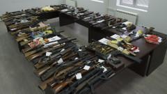 В Сърбия задържаха 139 души за трафик на дрога и оръжия