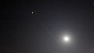 ПВО на Сирия свали ракети в провинция Хама