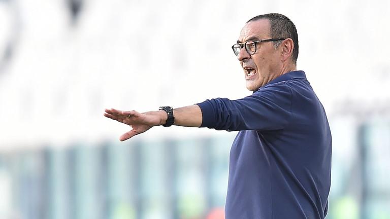 Маурицио Сари пред завръщане във Висшата лига