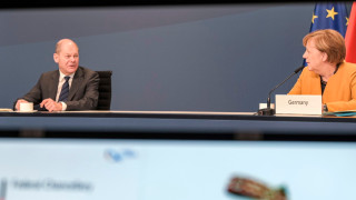 Шолц иска цифрово евро от ЕЦБ и отхвърля частните дигитални валути