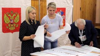 Номинална демокрация - как западните медии видяха гласуването в Русия