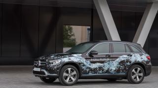 Mercedes се отказва от водородните двигатели