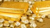 Златото не е било толкова скъпо от април 2013-а
