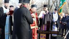 Започна изграждането на паметник на Васил Левски в Русе