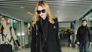 Мадона се кротна в Лондон