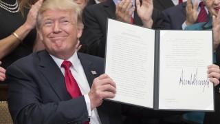 Тръмп с указ за частична отмяна на Обамакеър
