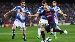 Валверде за Иниеста: Той е футболист със специална магия, друг като него няма да намерите