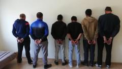 Арестуваха 11 души в Карнобат и Сунгурларе за битова престъпност