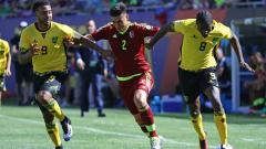 Десет от Ямайка не можаха да удържат Венецуела