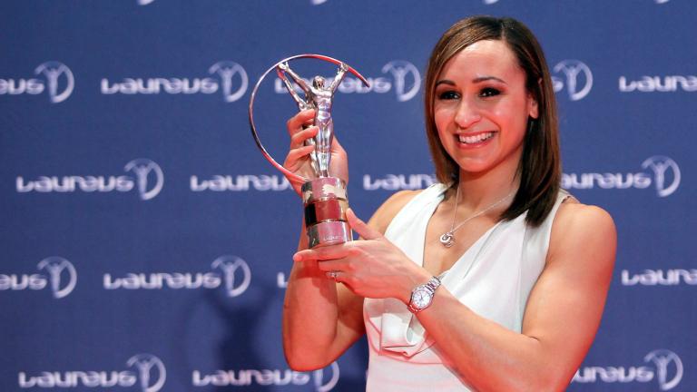 Снимка: Джесика Енис-Хил спечели трети златен медал от световно първенство по лека атлетика