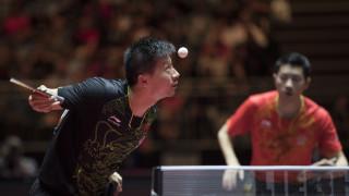 Сю Син спечели титлата на турнира по тенис на маса в Панагюрище