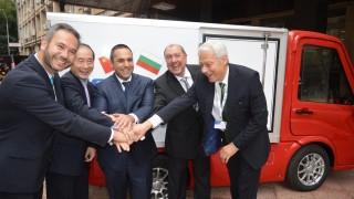 Китайска компания ще прави електрически камиони в завод за €10 милиона...