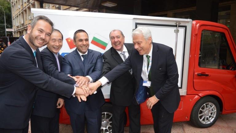 Китайска компания с партньори от Люксембург и България ще отвори