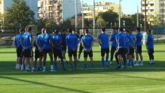 Футболистите на Левски подновиха тренировки