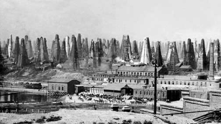 Нефт и кръв - войната на болшевиките срещу независимостта на Закавказието