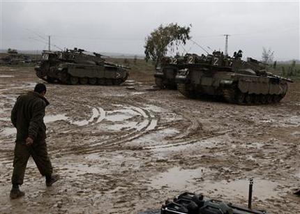 Израел разреши нови атаки в Газа