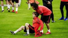 Марсело: Не искам да напускам Реал