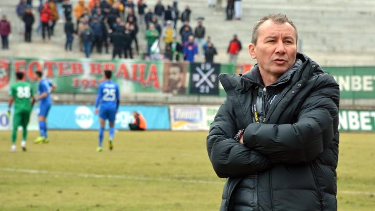 Стамен Белчев вече не е старши треньор на Арда (Кърджали).