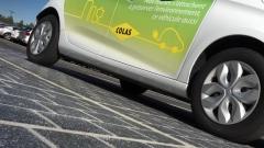 Франция ще покрие 1000 км пътища с фотоволтаични панели