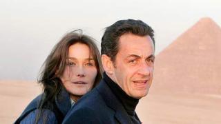 Карла Бруни – новата първа дама на Франция