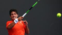 Кристиан Гарин натъжи домакините след победа над Диего Шварцман на финала в Кордоба