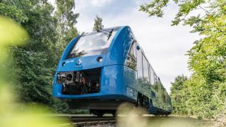 Първите влакове на водород тръгват в Европа