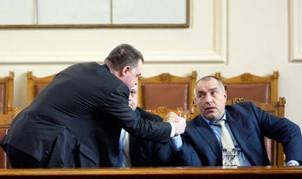 Скандално СРС Борисов-Кокинов-Найденов?! Това не трябва да е истина!