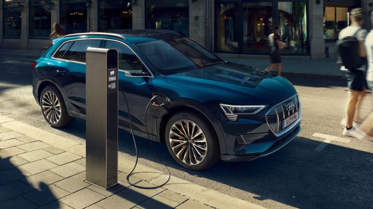 Audi връща в сервиза 540 от новите си електромобили заради риск от пожар