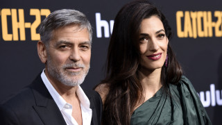 Как пострадаха Джордж и Амал Клуни