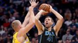 Дирк Новицки е шестият баскетболист в НБА с повече от 50 хиляди игрови минути