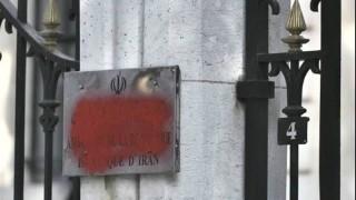 Кюрди атакуваха посолството на Иран в Париж