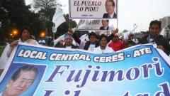 Перу отказа помилване на Фухимори