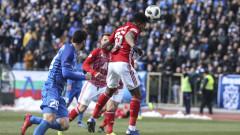 Голмайсторът от дербито с Левски и Бикел в защита за ЦСКА срещу Септември