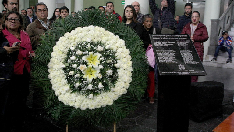 Поредно убийство на журналист в Мексико