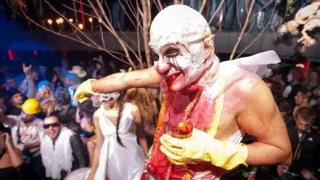 Апокалипсис за Хелоуин в Yalta Club