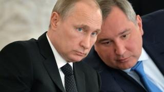 Румъния е отказала да пропусне самолет с руския вицепремиер Дмитрий Рогозин