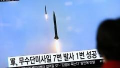Пхенян се похвали с нова ракетна пускова установка