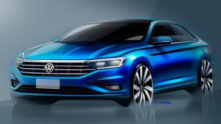 Volkswagen показа как ще изглежда новата Jetta