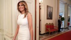 Мелания Тръмп за пътя до Белия дом