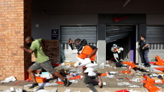 Най-малко 32 убити във вълненията в Южна Африка