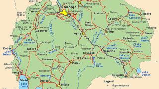 В Македония почетоха паметта на Борис Трайковски